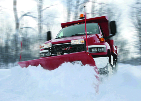snow removal service Richmond