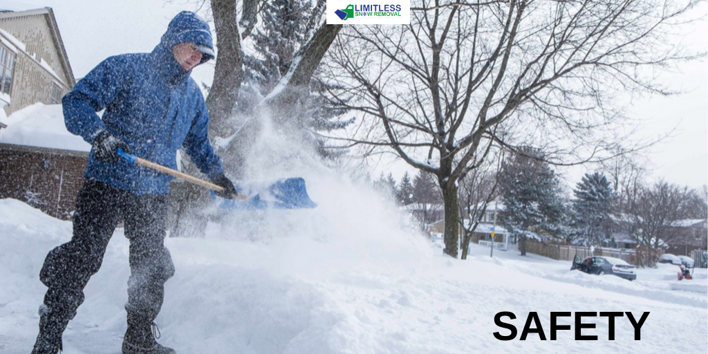 Self Snow Removal