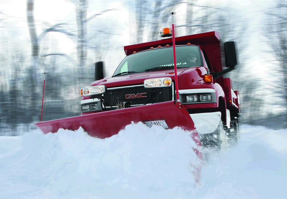 Equipment for Snow Removal