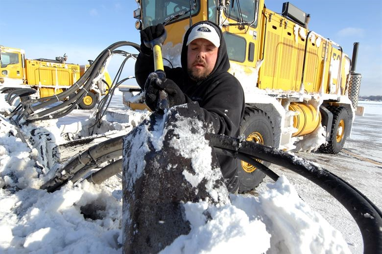 Professional Services by Snow Removers