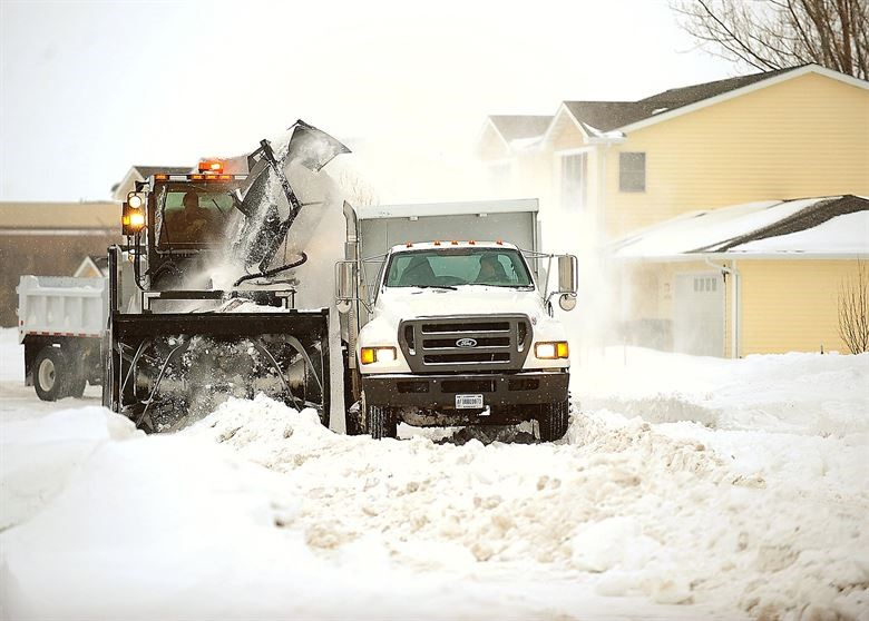 Professional Snow Removal Service Agency